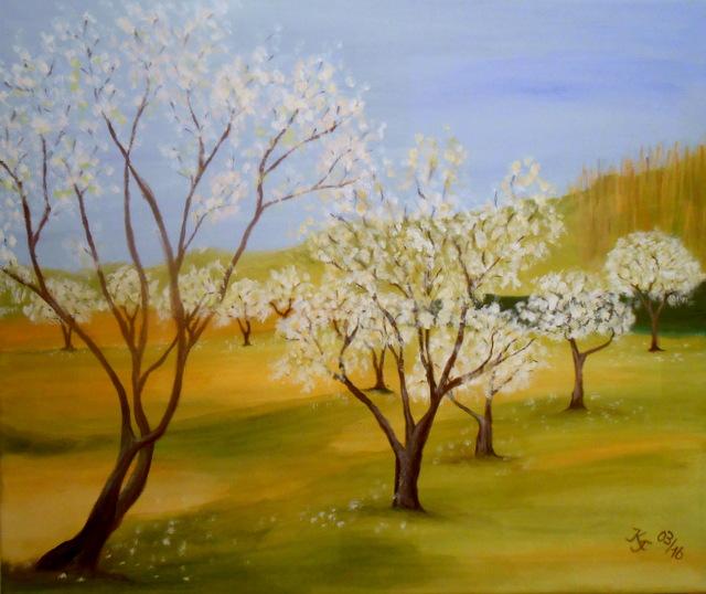 Frühling, von Kerstin Finkheiser