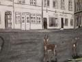 Friedrichstadt von Cindy, in der Malschule Maluck