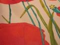 06 Ein Mohnbild in Acrylfarbe entsteht in der Malschule Maluck