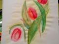 Tulpen von Christina, in der Malschule Maluck