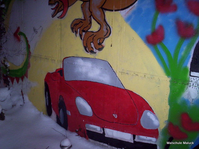 012 fertiger Porsche von Sandra
