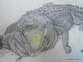 03 von Aline in Bleistift in der Malschule Maluck